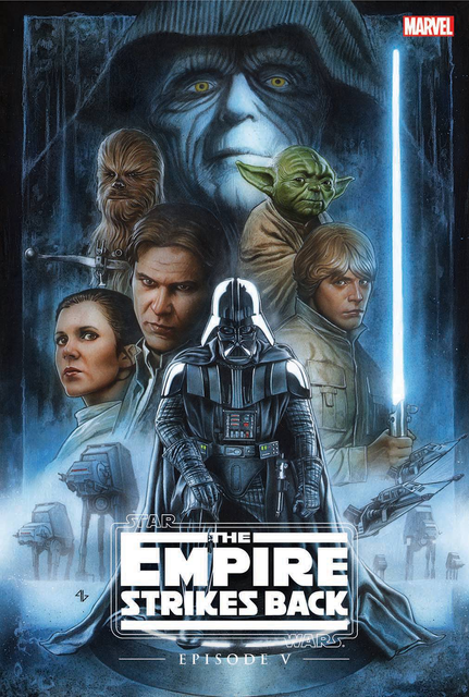 ვარსკვლავური ომები: ეპიზოდი,5 STAR WARS: EPISODE V - THE EMPIRE STRIKES BACK