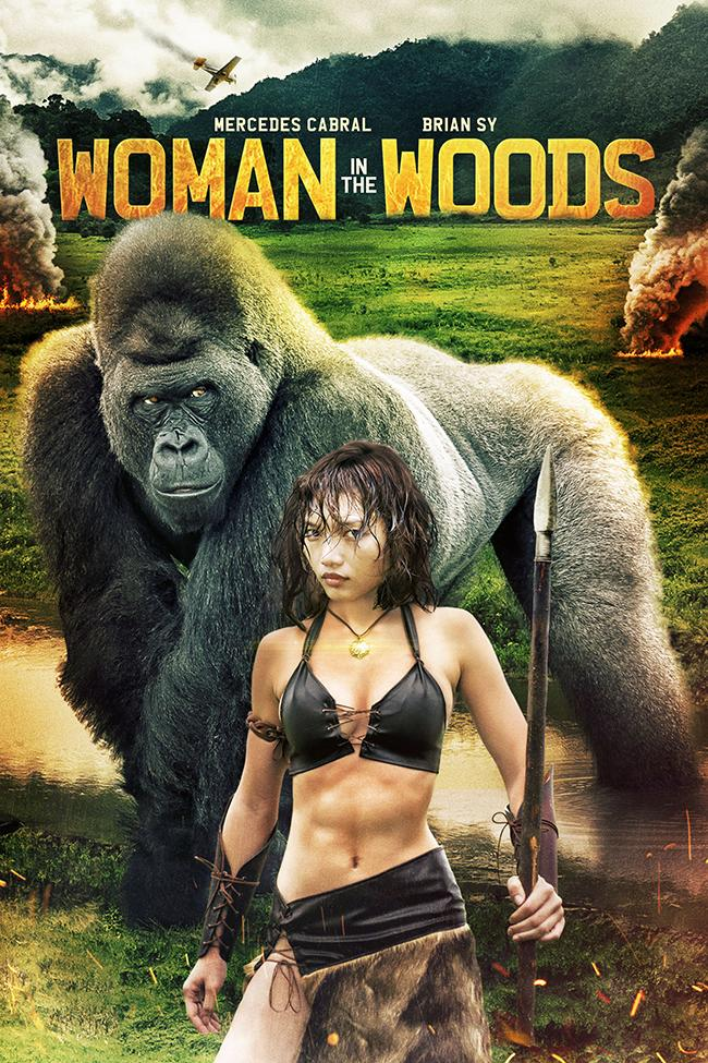 Woman in the Woods (2021) English 720p WEB-DL x264 AAC 800MB Download