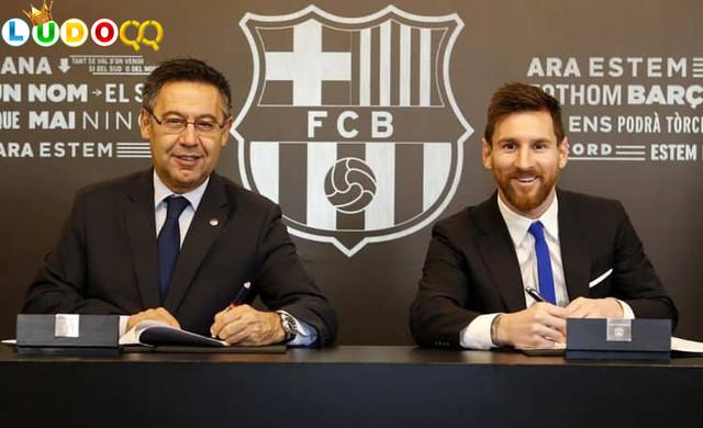 La Liga Dukung Barcelona dalam Pertarungan Hukum versus Lionel Messi
