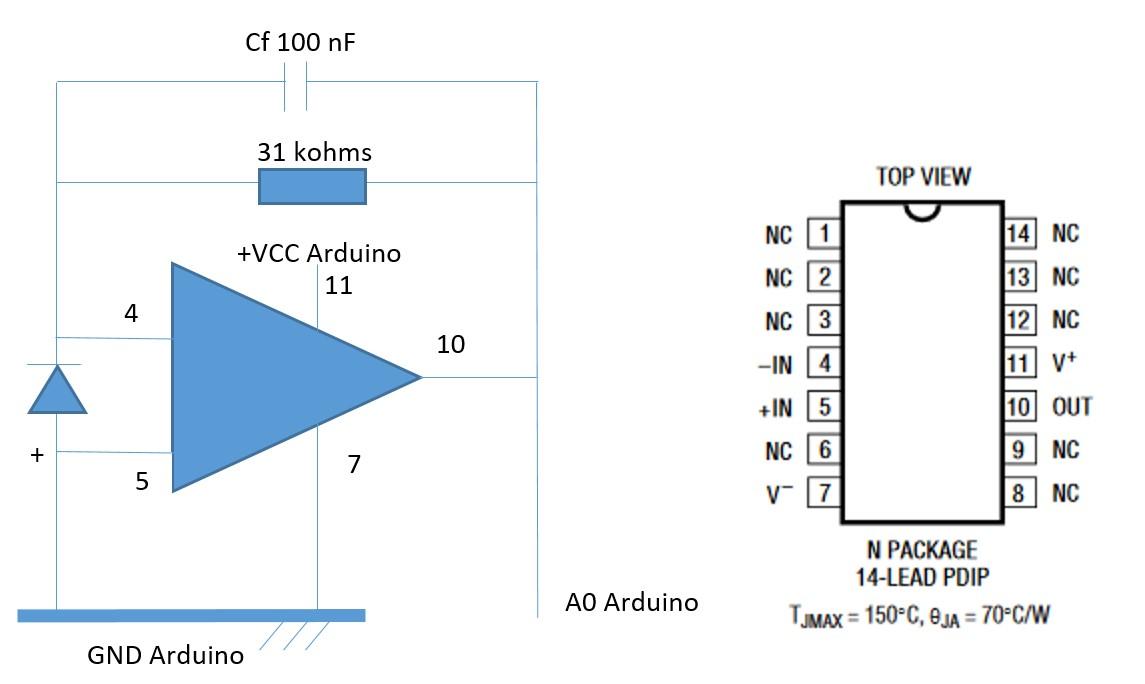 Photodiode Un Pour Un Pour Spectrometre Photodiode Colorimetre rxBoedCW