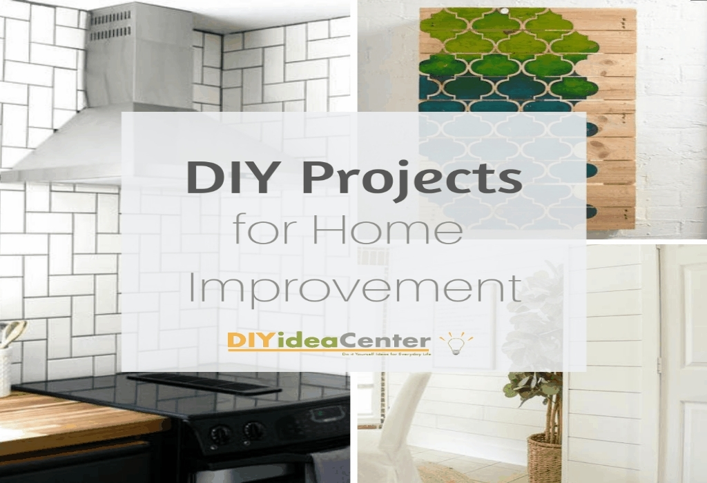 Simple The Old Home Improvement Projects