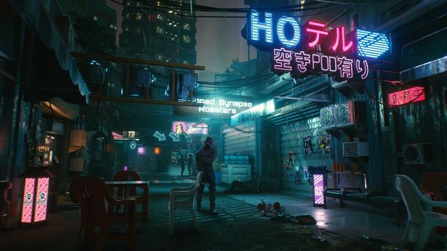 CD Projekt RED公開一波《電馭叛客2077》的新遊戲截圖 Image