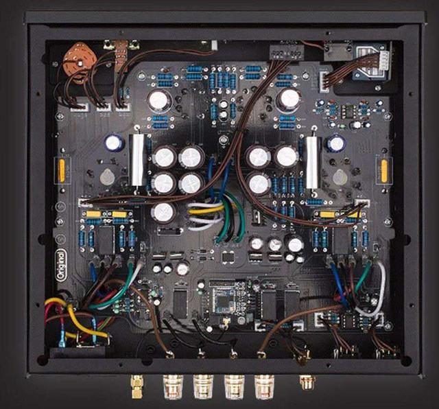 L'amplificateur WesternElectric WE 91E  Amp