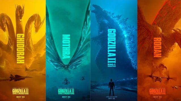 [REVIEW] Godzilla II: King of The Monsters, Pertarungan Maha Dahsyat