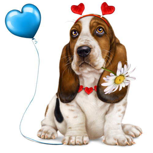 lonely-heart-basset-hound-7.png