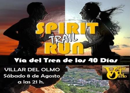 Villar del Olmo estrena el 8 de agosto su primer Spirit Trail Run por el trazado del Tren de los 40 Días