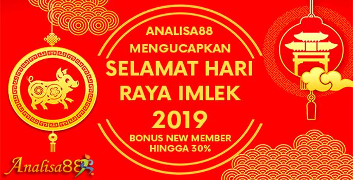 Selamat Hari Raya Imlek 2019