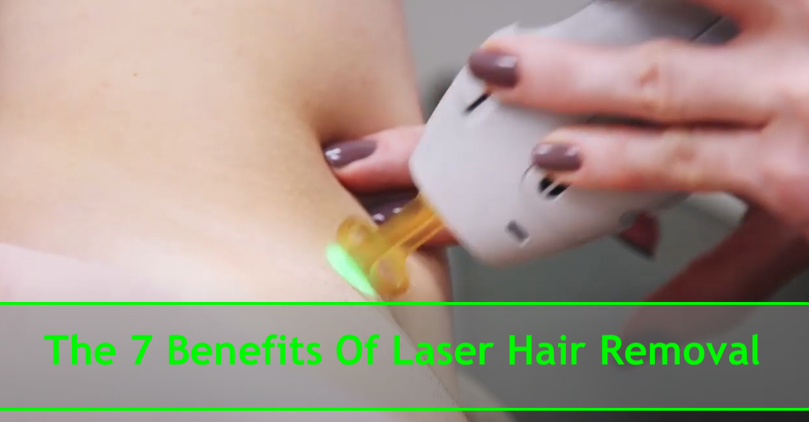 laser hair removal cover image