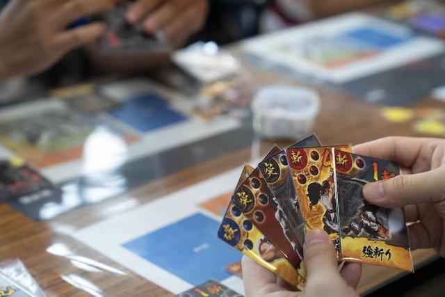 SNK格鬥遊戲首次改編桌遊 《侍魂:The Card Game》今秋登場! 邀玩家進入刀光劍影的真人面對面對決 Img007