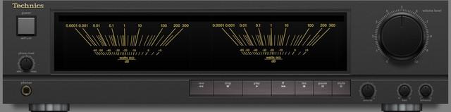 Technics-Amplifier-460