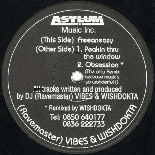 Vibes & Wishdokta - Freeaneazy 1993