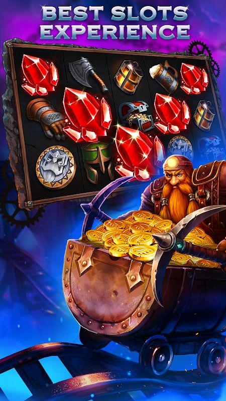 Scatter Slots (MOD, Unlimited Money)