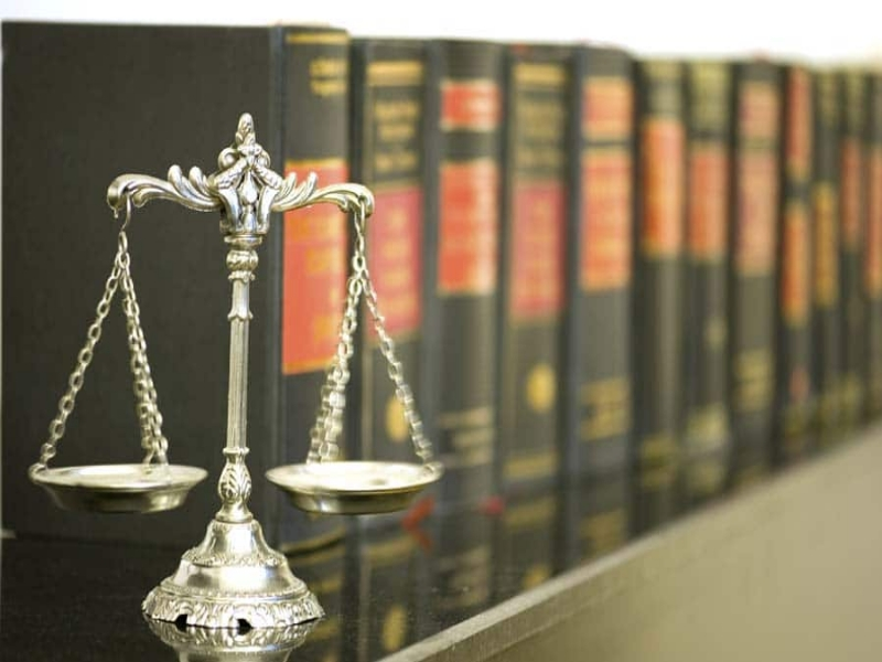 Legal Crime Lawyer