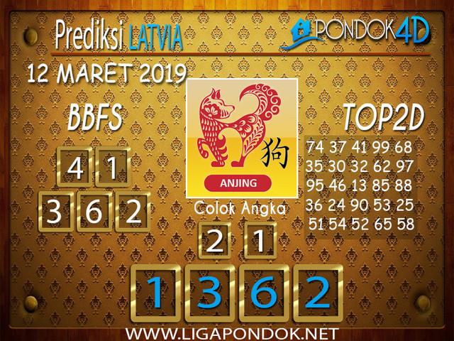 Prediksi Togel LATVIA PONDOK4D 12 MARET 2019