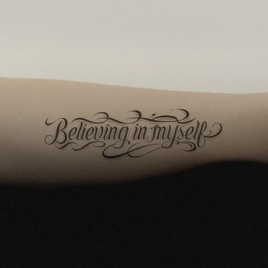 [Single] HYDE – BELIEVING IN MYSELF