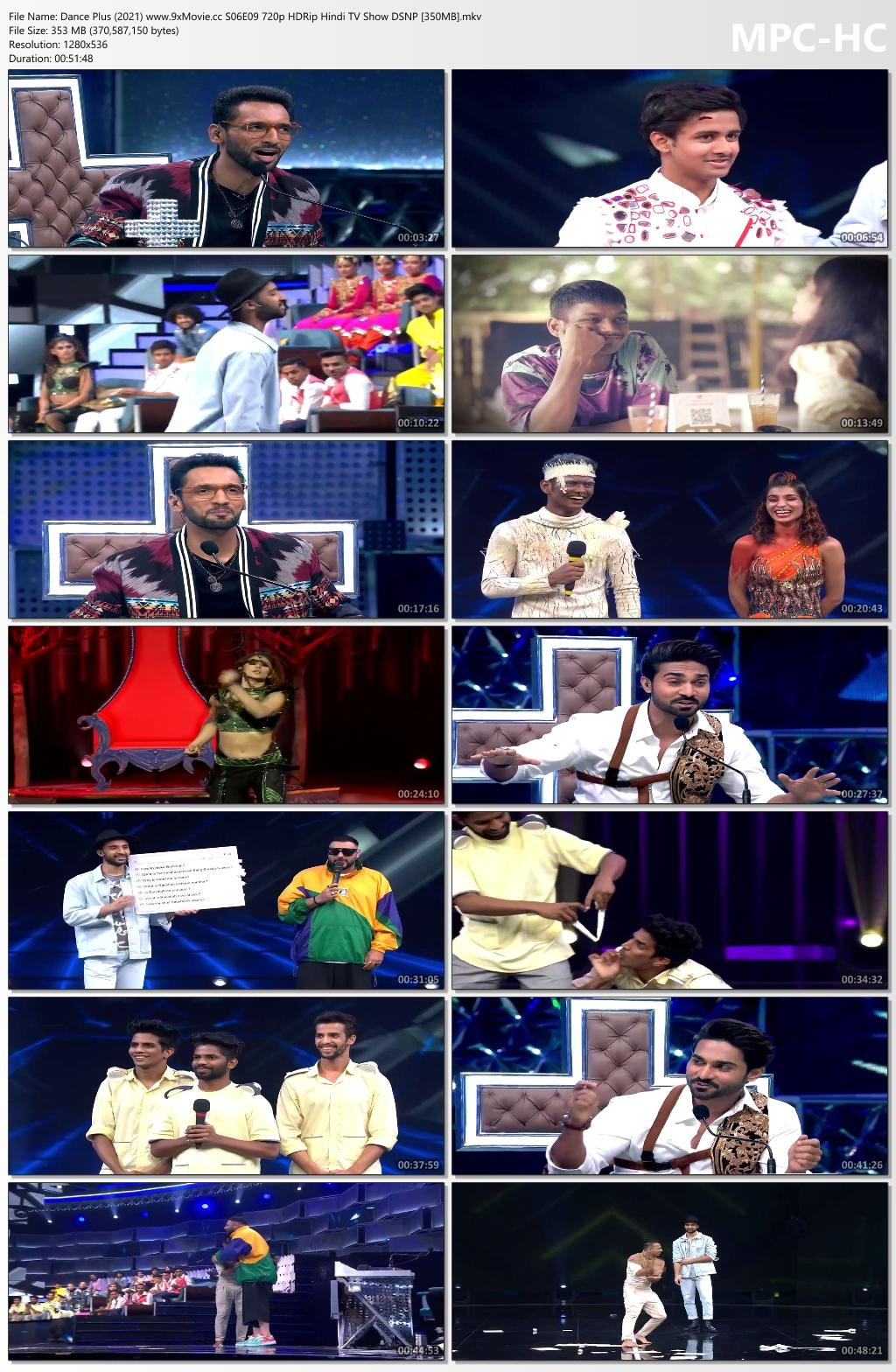 Dance-Plus-2021-www-9x-Movie-cc-S06-E09-720p-HDRip-Hindi-TV-Show-DSNP-350-MB-mkv