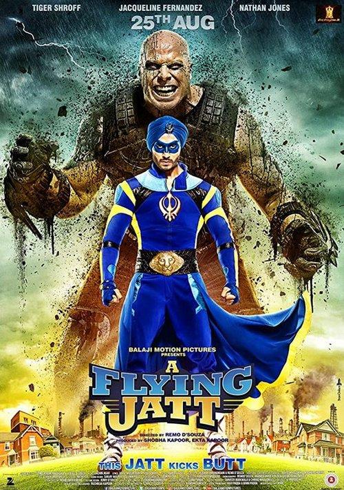 A Flying Jatt (2016) Hindi Movie 1080p HDRip 2.8GB Watch Online