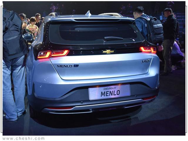 Chevrolet Menlo EV (2019) 6