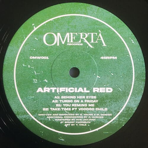 Download Artificial Red - Behind Her Eyes mp3