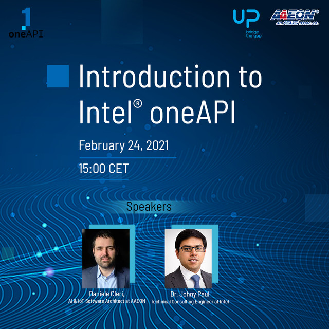 Introduction to Intel® oneAPI