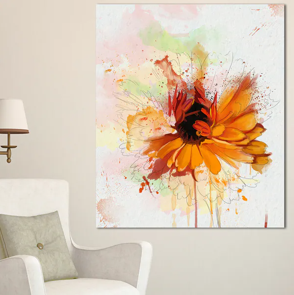 3 Tips for Beautiful Watercolor Abstracts
