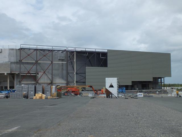 « Arena Futuroscope » grande salle de spectacles et de sports · 2022 - Page 17 DSCF7297