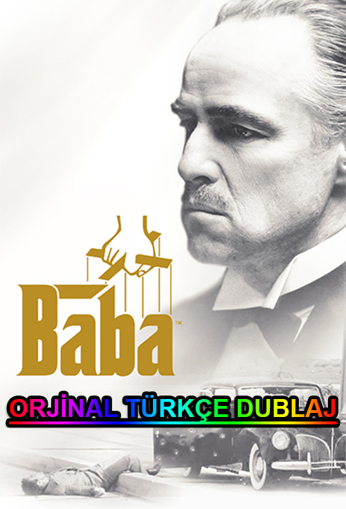 Baba | The Godfather | 1972 | BDRip | XviD | Türkçe Dublaj | m720p - m1080p | BluRay | Dual | TR-EN | Tek Link