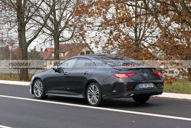 2018 - [Mercedes] CLS III  - Page 7 B4-F05-BFD-6426-4-C16-A754-DADFDE893026