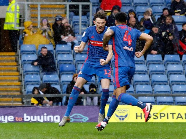 Willis goal Oxford Sunderland blog