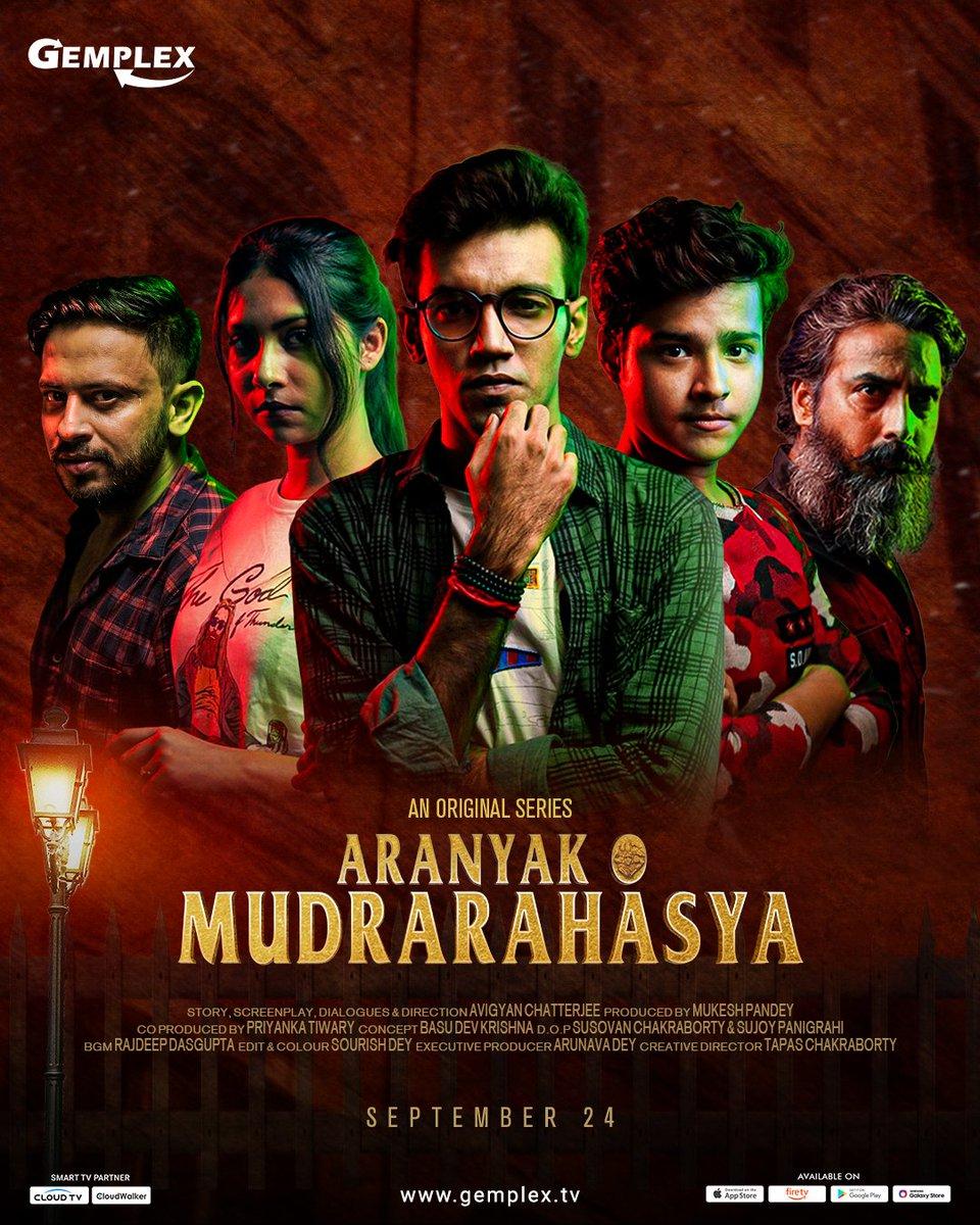 18+ Aranyak O Mudrarahasya 2021 S01 Bengali Complete Web Series 720p HDRip 700MB Download