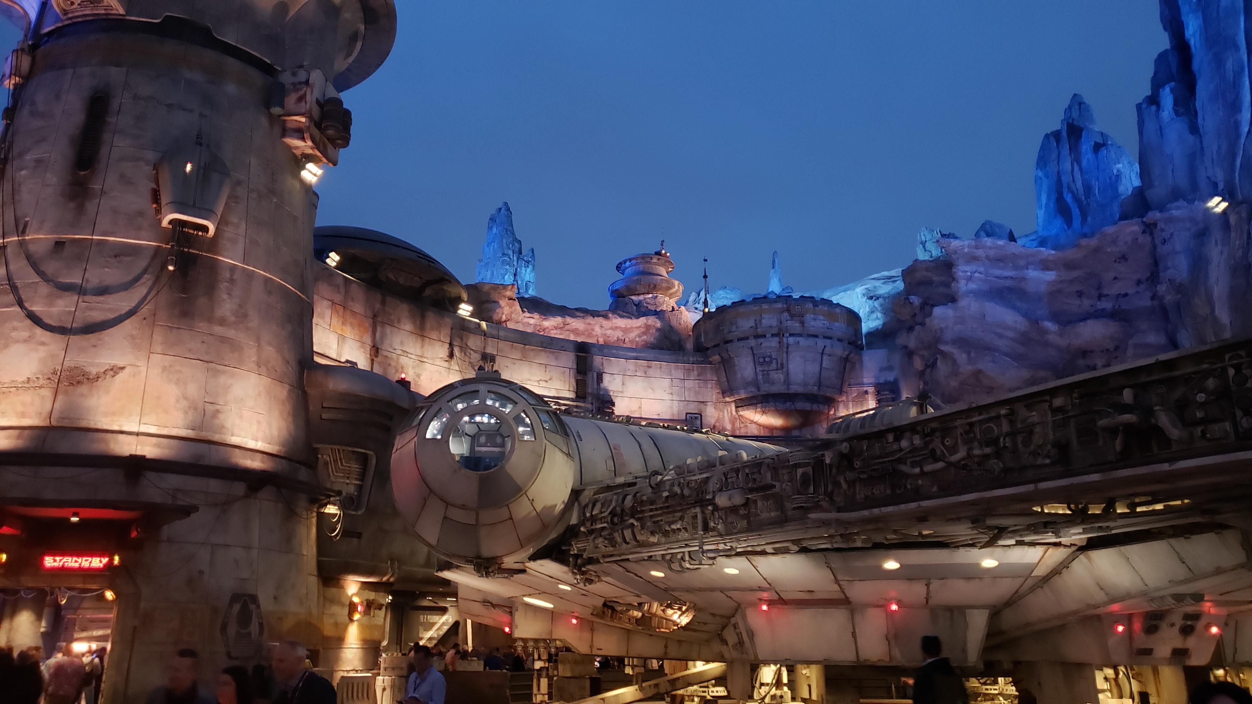 Star Wars: Galaxy's Edge at Walt Disney World Resort in Florida