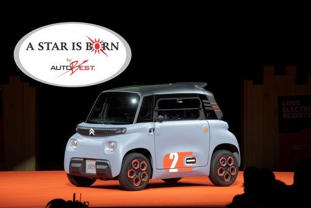 Le jury AUTOBEST Récompense Citroën Du Prix « A STAR IS BORN » Photo-Ami-Autobest-0