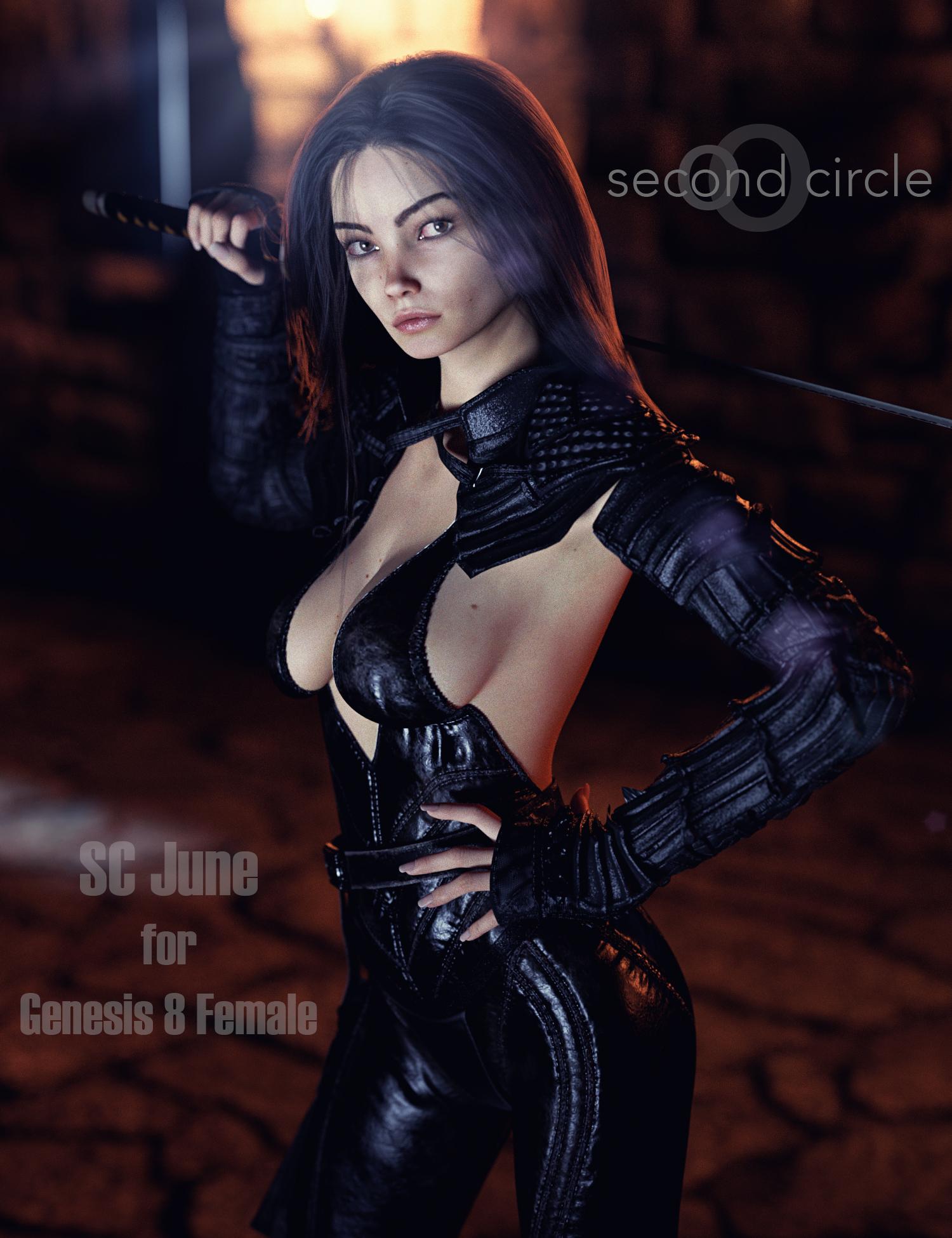 SC June for Genesis 8 Female