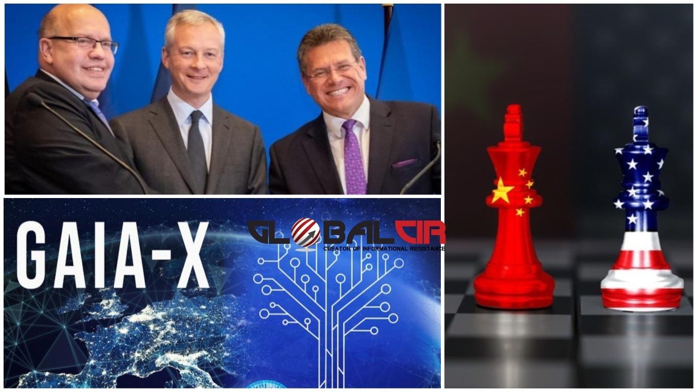 DIGITALNI SUVERENITET I NEOVISNOST! Upoznajte 'GAIA-X': Ovo je nastojanje Europe da dobije podatkovni 'oblak' neovisan od američkih i kineskih tehnoloških divova!