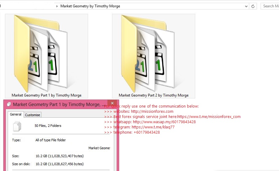 Market Geometry -Timothy Morge [DOWNLOAD] {10GB}