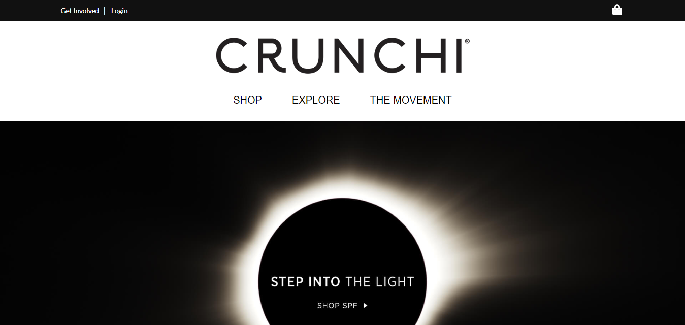 The CRUNCHI travel product recommended by Megan Teasdale on Pretty Progressive.