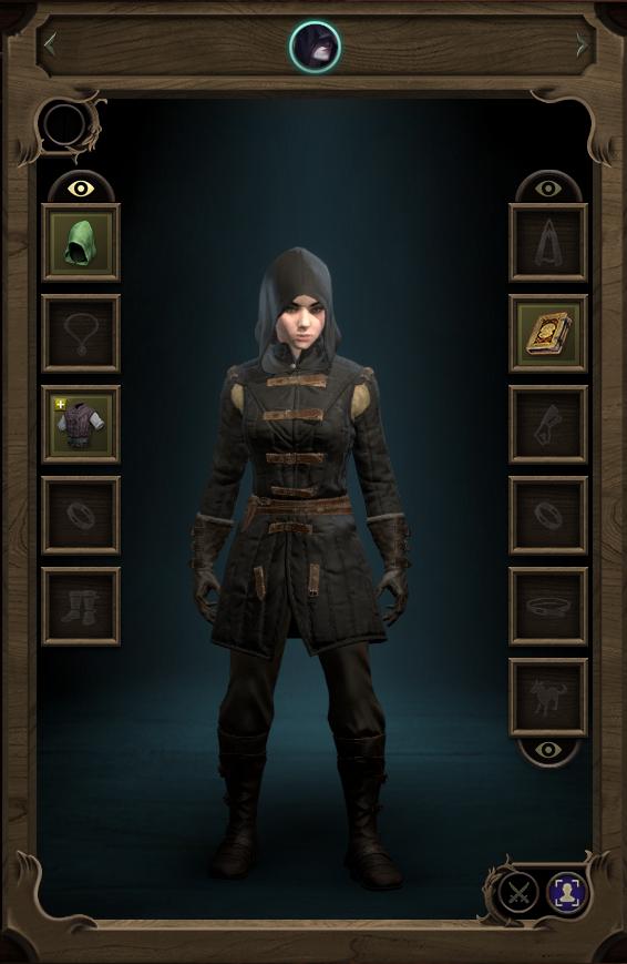 Lilith's Equipment/Снаряжение Лилит (EN/RU)