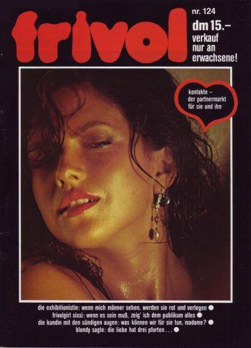 Cover: Frivol No 124
