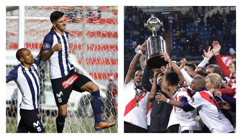 Alianza Lima enfrentará a River Plate e Internacional de Brasil por la Copa Libertadores 2019