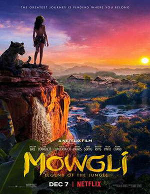Mowgli Legend of the Jungle 2018 Hindi Dual Audio Movie 300MB