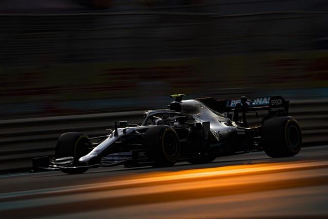 F1 GP d'Abu Dhabi 2019 (éssais libres -1 -2 - 3 - Qualifications) M222281