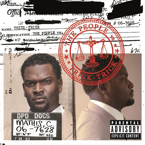 (Rap, Hip-Hop) Trick-Trick (Discography) 6 Releases (2005-2018),MP3, 320 kbps