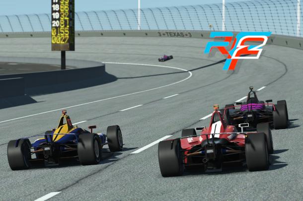 Тестовые дни VRC Indycar 2020 в Техасе