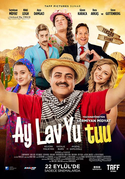 Ay Lav Yu Tuu | 2017 | Yerli Film | NF | WEB-DL | XviD | Sansürsüz | m720p - m1080p | WEB-DL | Tek Link