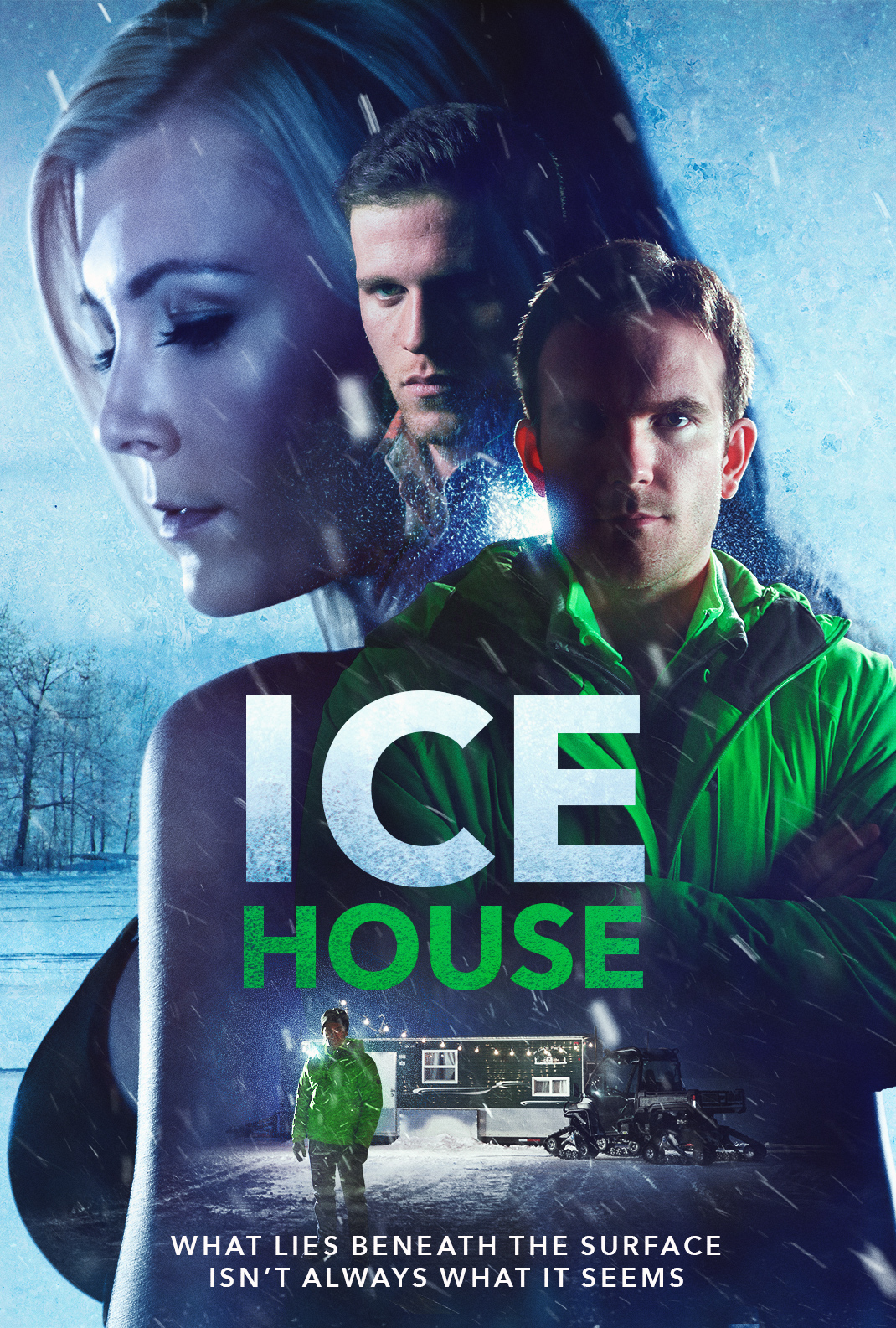 Ice House (2020) English 480p WEB-DL x264 AAC 400MB ESub