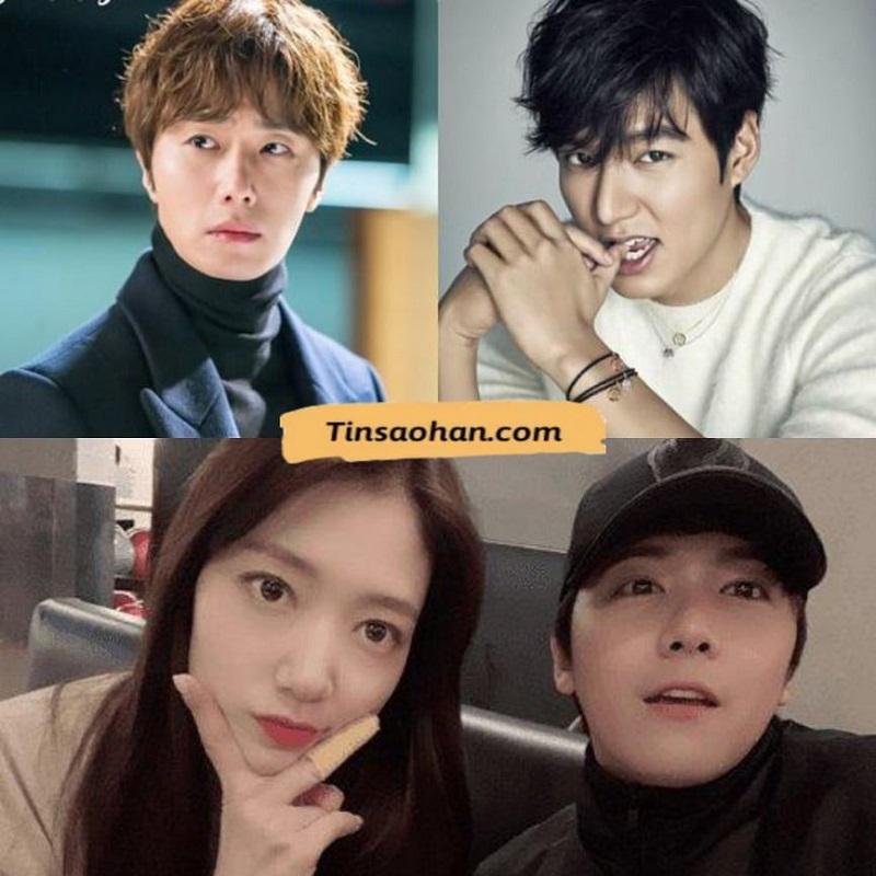 Những cặp bạn thân sao Hàn giỏi giang, tài năng khiến fan ngưỡng mộ