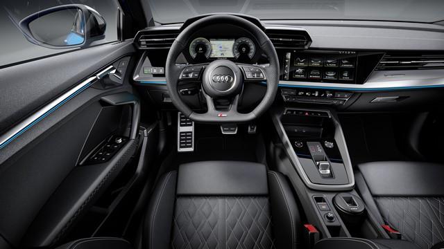 Conduisez jusqu'à 67 km en utilisant l'énergie électrique : La nouvelle Audi A3 Sportback 40 TFSI e A206511-medium