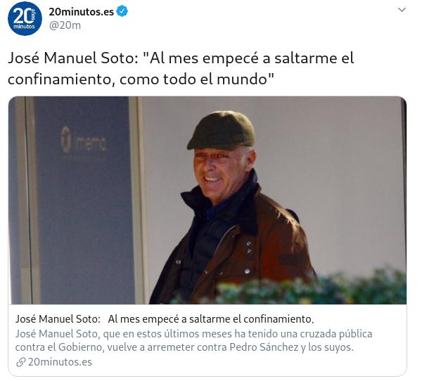El cantante José Manuel Soto opina sobre la exhumación de Franco - Página 3 Jpgrx1
