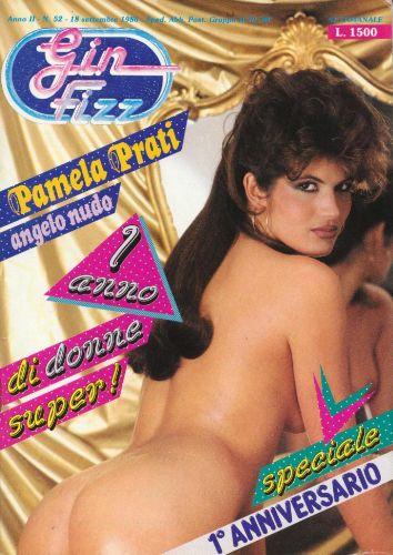 Cover: Gin Fizz No 52 vom 18 9 1986
