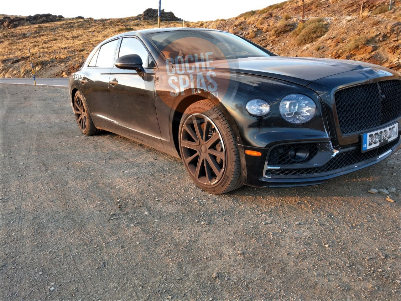 2018 Bentley Continental Flying Spur 39
